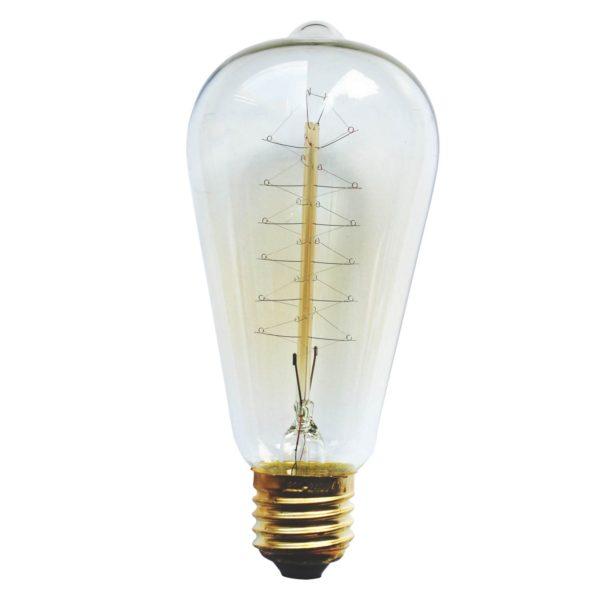 Dekoratyvinė lemputė VINTAGE ST64-KS