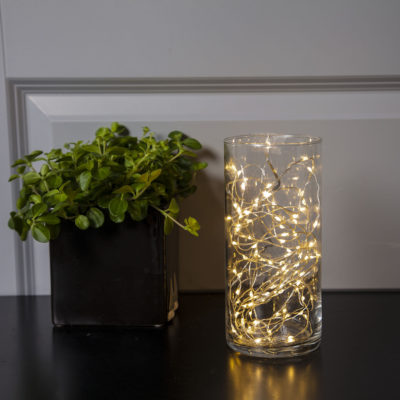 Lemputės-vielutės SILVER DEW DROP 100