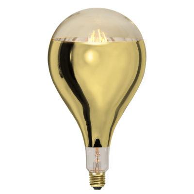 LED lemputė INDUSTRIAL VINTAGE GOLD A165, 8W / 2000K / E27