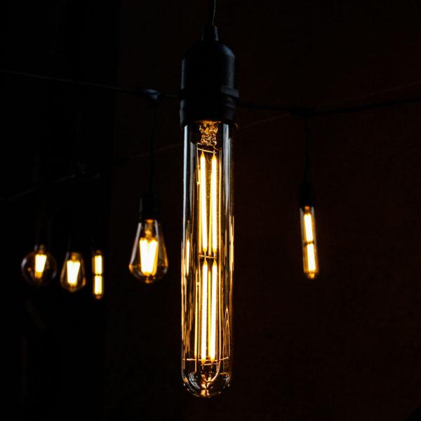LED lemputė VINTAGE T30-LL