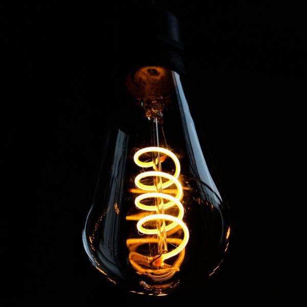 LED lemputė VINTAGE ST64-LS