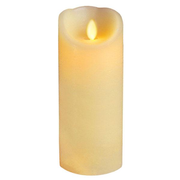 LED žvakė TWINKLE (20 cm)