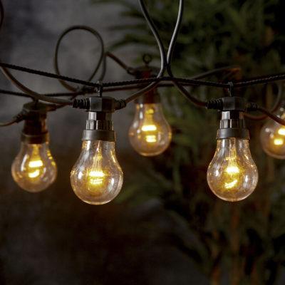 Lempučių girlianda CIRCUS