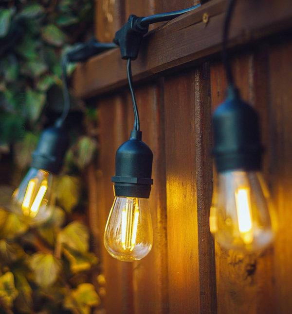Lempučių girliandos laidas DROP 15