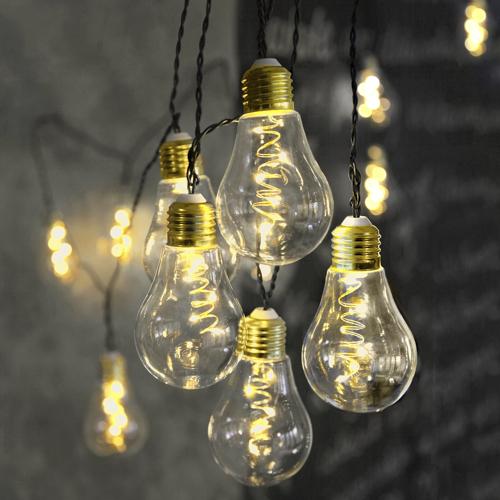 Lempučių girlianda GLOW