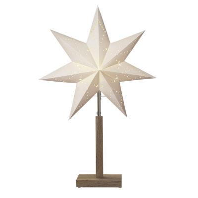 Pastatoma žvaigždė KARO 55CM
