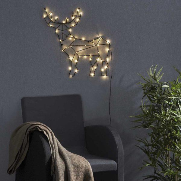 Kalėdinė dekoracija MAGIC DEER