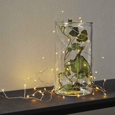 Lemputės-vielutės SILVER DEW DROPLET 100