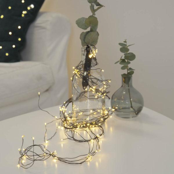 Lemputės-vielutės GREEN DEW DROP 125