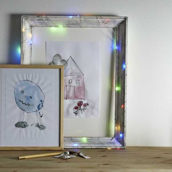 Lemputės-vielutės COLOR DEW DROP 40