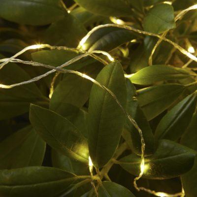 Lemputės-vielutės laukui DEW DROP 100
