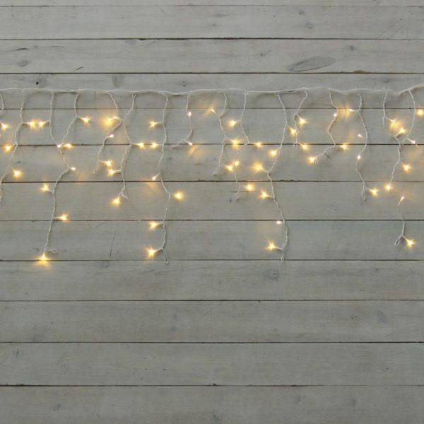 LED varveklių girlianda WARM&WHITE