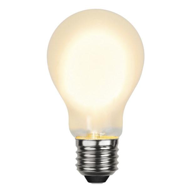 LED lemputė A60 DIM-TO-WARM, 4W / 2200-3000K / E27