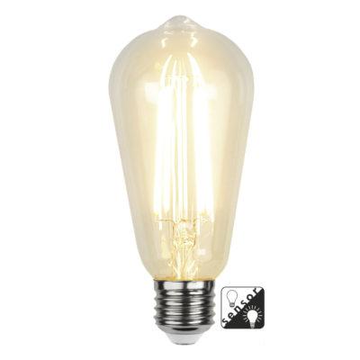 LED lemputė SENSOR FILAMENT ST64