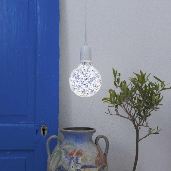 LED lemputė DECOLED G125, 4W / 4000K / E27