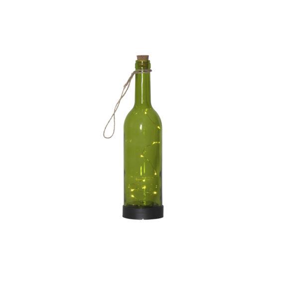 Lauko žibintas GREEN GLASS SOLAR