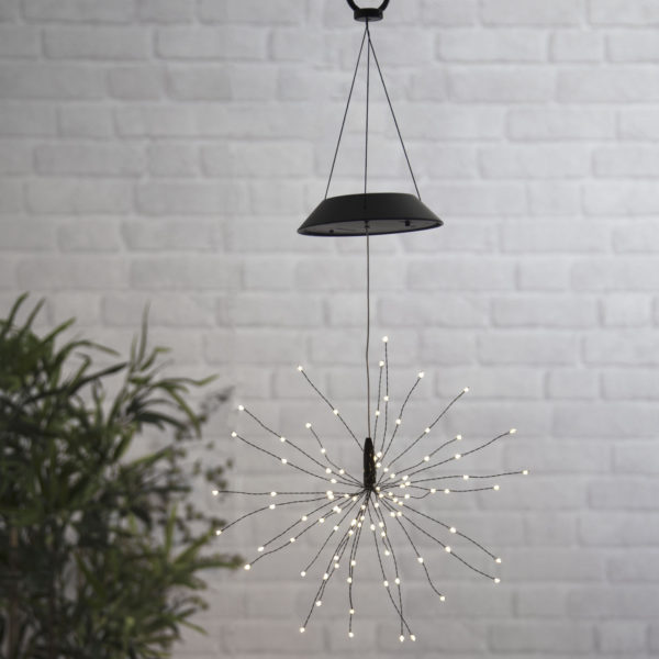 Sodo dekoracija FIREWORK SOLAR AIR