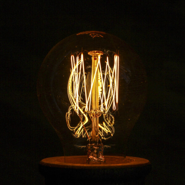 Dekoratyvinė lemputė VINTAGE A60-KL
