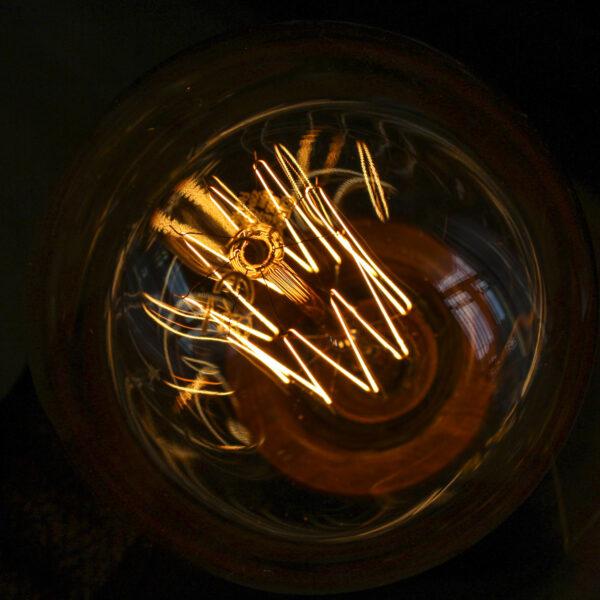 Dekoratyvinė lemputė VINTAGE G95-KL