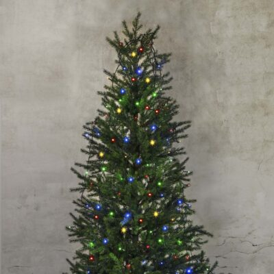 Girlianda eglutei CHRISTMAS TREE LED COLOR