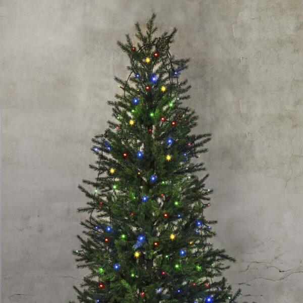 Girlianda eglutei CHRISTMAS TREE LED COLOR