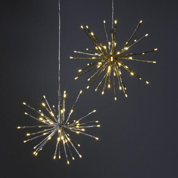 Kalėdinė lauko dekoracija FIREWORK 30CM