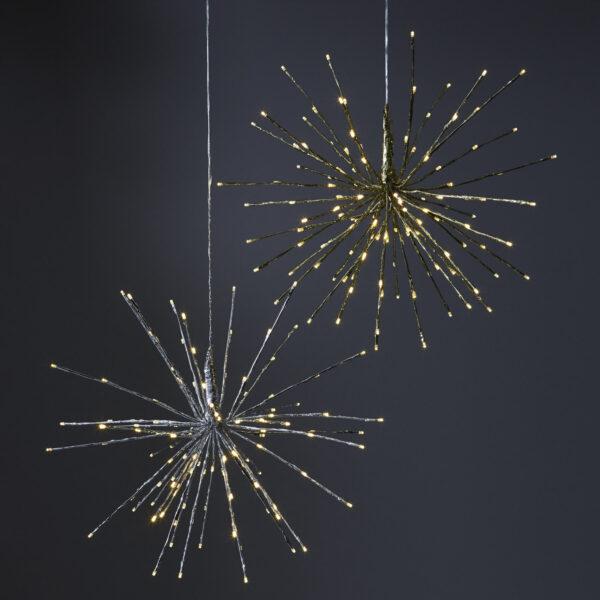 Kalėdinė lauko dekoracija FIREWORK 60CM