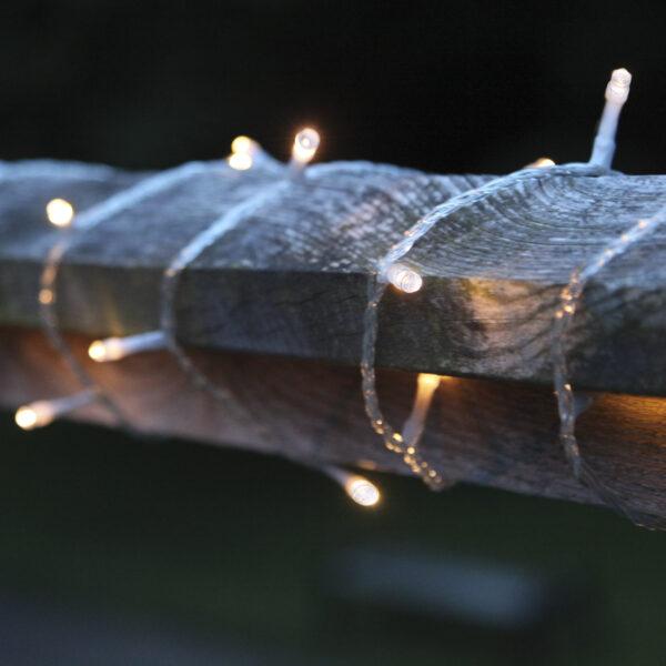Lempučių girlianda laukui ENDURA 11
