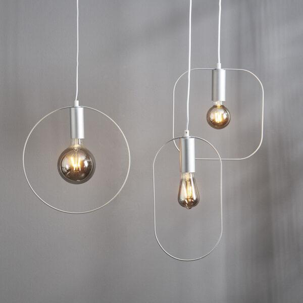 LED lemputė SMOKE G95, 1.8W / 2100K / E27