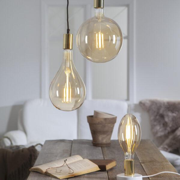 LED lemputė INDUSTRIAL VINTAGE A165, 4.5W / 2000K / E27
