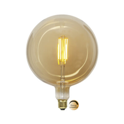 LED lemputė INDUSTRIAL VINTAGE G200, 4.5W / 2000K / E27