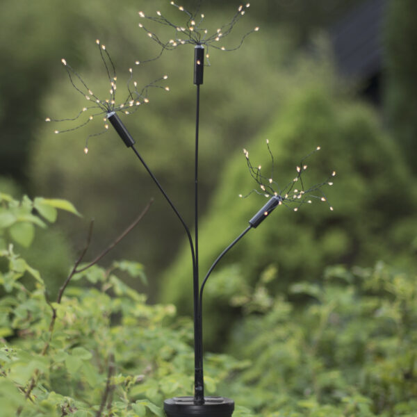Sodo dekoracija FIREWORK TREE SOLAR