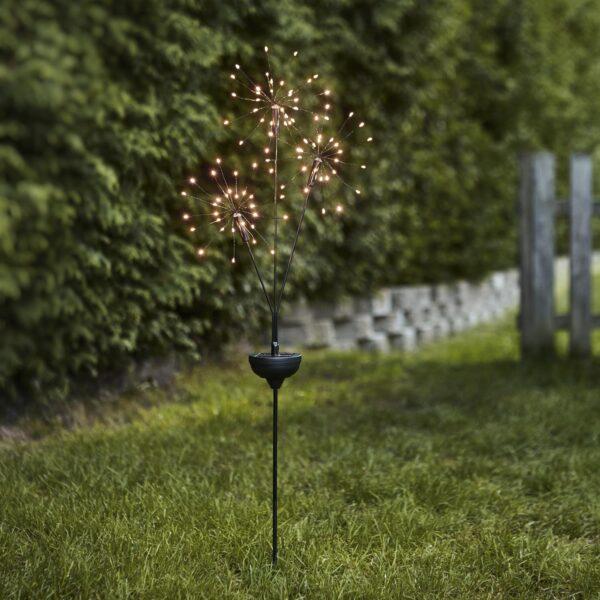 3vnt paketas FIREWORK TREE SOLAR