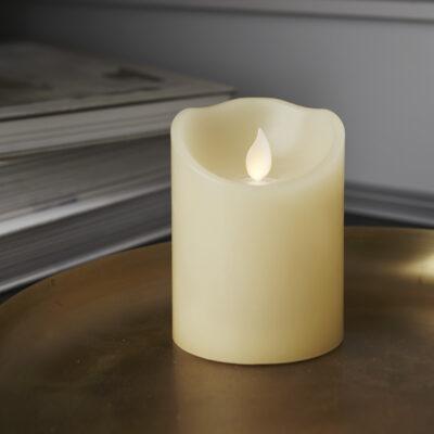 LED žvakė TWINKLE (10 cm)