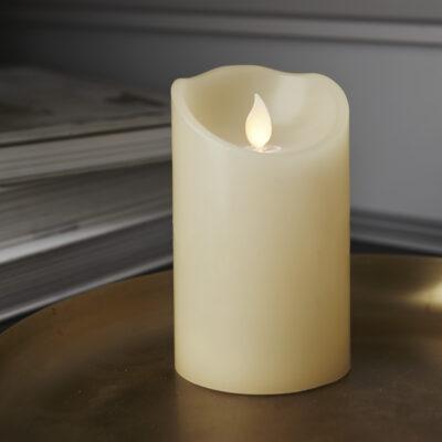 LED žvakė TWINKLE (12,5 cm)