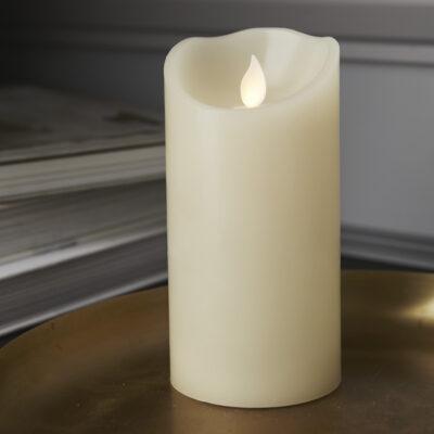 LED žvakė TWINKLE (15 cm)