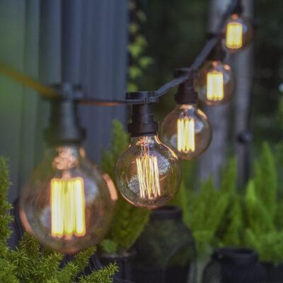 Lempu�ių girliandos laidas BELT LIGHT E27