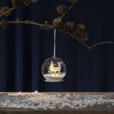 Kalėdinė dekoracija FAUNA