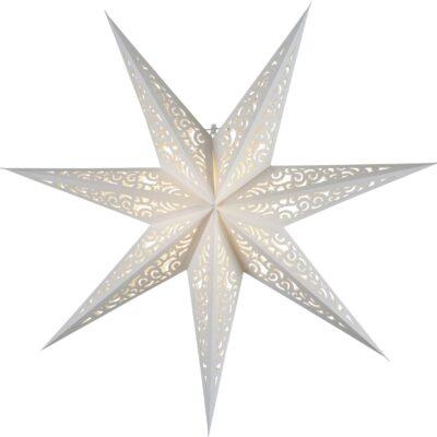 Popierinė žvaigždė LACE 45CM