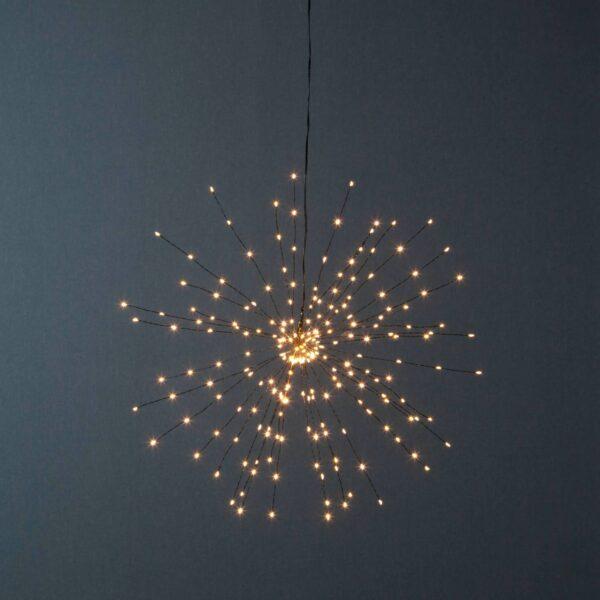 Kalėdinė namų dekoracija FIREWORK 50CM