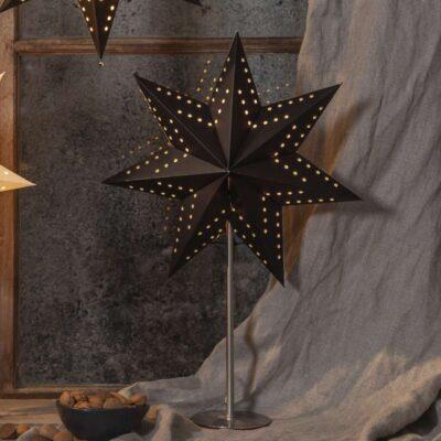 Žvaigždė ant stovo BOBO 34CM
