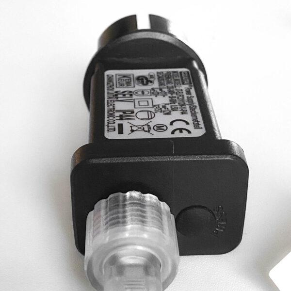 Maitinimo blokas su mirksėjimu 31V DC + 3m kabelis.