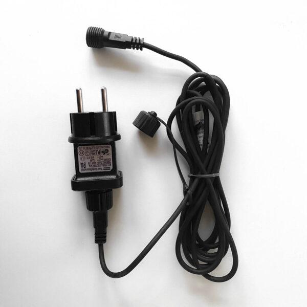 Maitinimo blokas 31V DC + 3m kabelis.