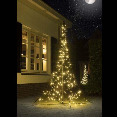 2m pastatoma lempučių eglutė FAIRYBELL 240LED