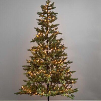 11m tanki kalėdinė LED lempučių girlianda GOLDEN CLUSTER IP44