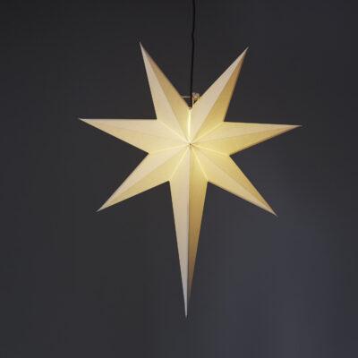 Popierinė žvaigždė FROZEN 65CM