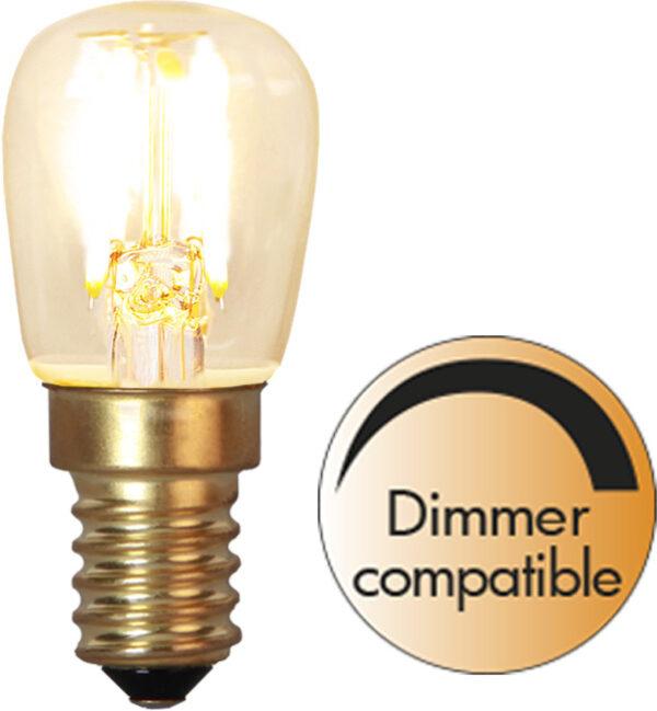 LED lemputė ST26 SOFT GLOW, 1.4W / 2100K / E14