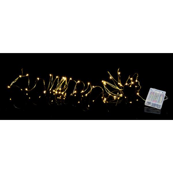 Lemputės-vielutės BRASS DEW DROP 40