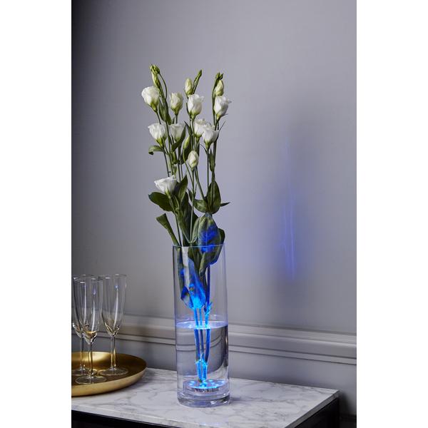 LED vandens žvakė, RGB, IP65