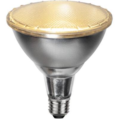 LED lemputė PAR38 SPOTLIGHT SILVER, 15W / 2700K / E27